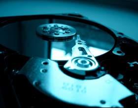 Как разбить жесткий диск фото