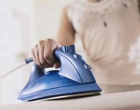 Как разгладить складки на одежде фото