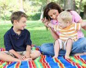 Как разговаривать с малышом фото