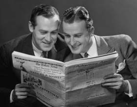 Как разместить рекламу в газете фото
