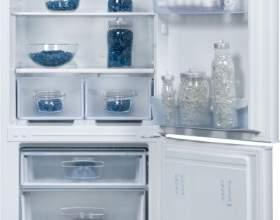 Как разморозить холодильник indesit фото