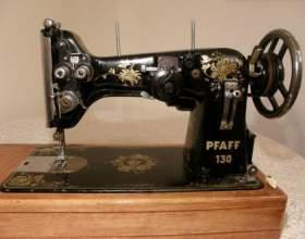 Как разобрать швейную машинку фото