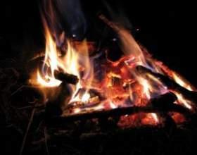 Как развести огонь без спичек? фото