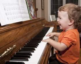 Как развить у ребенка музыкальный слух фото