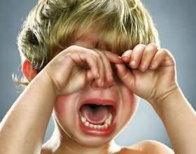 Как реагировать на детскую истерику фото
