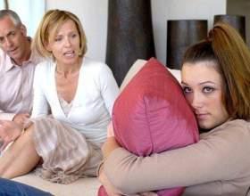 Как решать конфликты с родителями фото