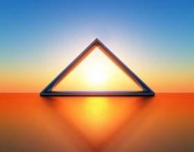 Как решить задачу про площадь треугольника фото