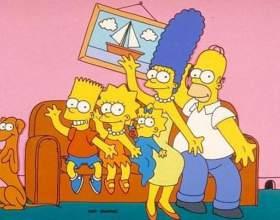 """Как рисовать персонажей из """"Симпсонов"""" фото"""