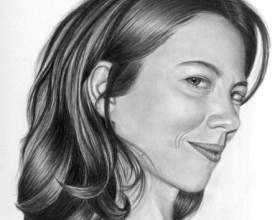 Как рисовать портрет девушки фото