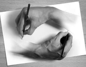 Как рисовать руки человека фото