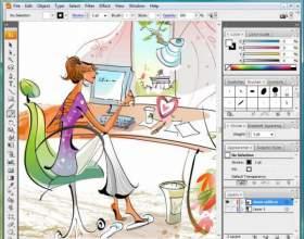 Как рисовать в adobe illustrator фото