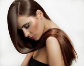 Как ровно подрезать волосы фото