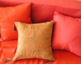 Как самому сделать подушку с гречкой фото