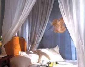 Как сделать балдахин для кроватки фото