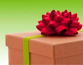 Как сделать бант на подарок фото