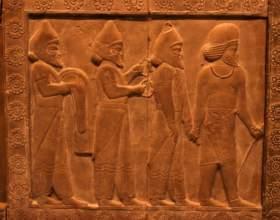 Как сделать барельеф в древнеегипетском стиле фото