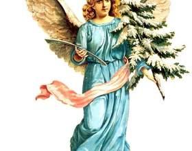 Как сделать бумажных ангелов фото