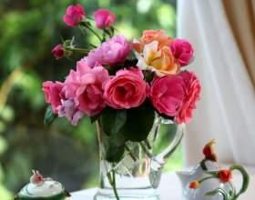 Как сделать, чтобы розы долго не вяли фото