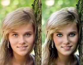 Как сделать цветокоррекцию фото