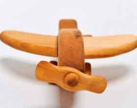Как сделать деревянный самолет фото