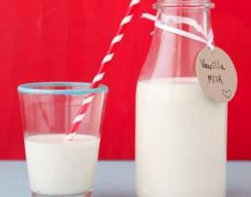 Как сделать домашнее ванильное молоко фото