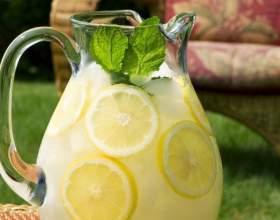 Как сделать домашний лимонад фото