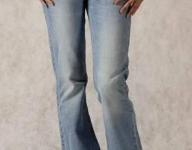 Как сделать джинсы светлыми фото