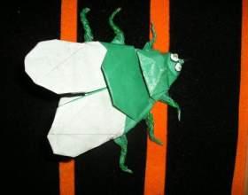 Как сделать фигурку оригами фото