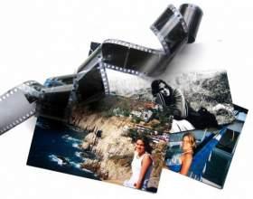 Как сделать фильм из фоток фото