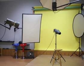 Как сделать фотостудию в домашних условиях фото