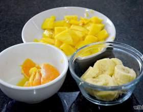 Как сделать фруктовый салат с йогуртом фото