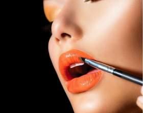 Как сделать губы пухлыми фото