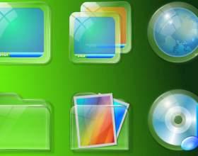 Как сделать иконки прозрачными фото