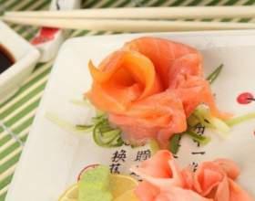 Как сделать имбирь для суши фото