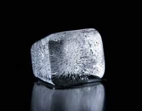 Как сделать искусственный лед фото