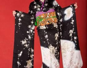 Как сделать японский костюм фото