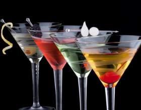 Как сделать коктейли с мартини фото