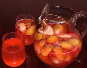 Как сделать компот из яблок и мандаринов фото