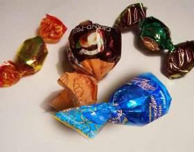Как сделать конфету из бумаги фото