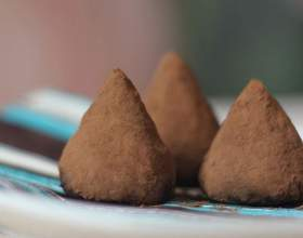 Как сделать конфеты трюфели фото