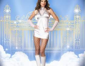 Как сделать костюм ангела фото
