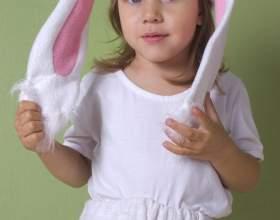 Как сделать костюм зайца фото