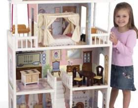 Как сделать кукольную мебель самому фото