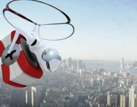 Как сделать летающего робота фото