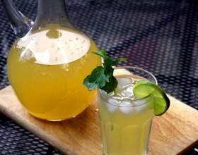 Как сделать лимонад «дзыдзыбира» фото
