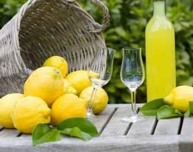 Как сделать лимончелло фото