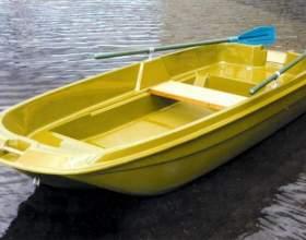 Как сделать лодку из стекловолокна фото