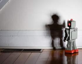 Как сделать маленького робота фото