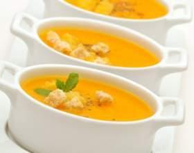 Как сделать морковно-мятный суп фото
