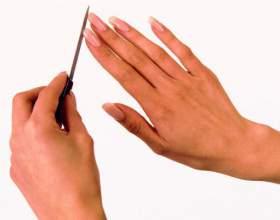 Как сделать накладные ногти самим фото